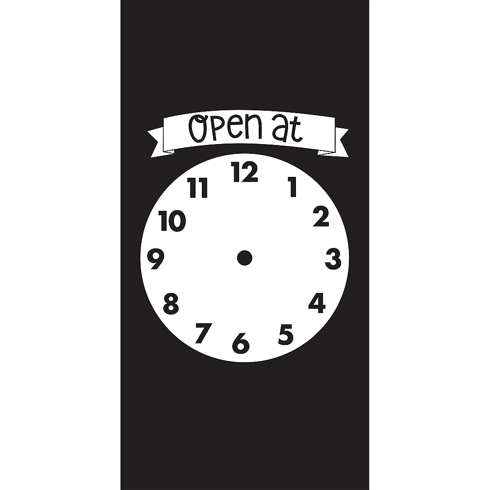 Countdown to Midnight Favor Bag Decorating Kit 12ct Image #3