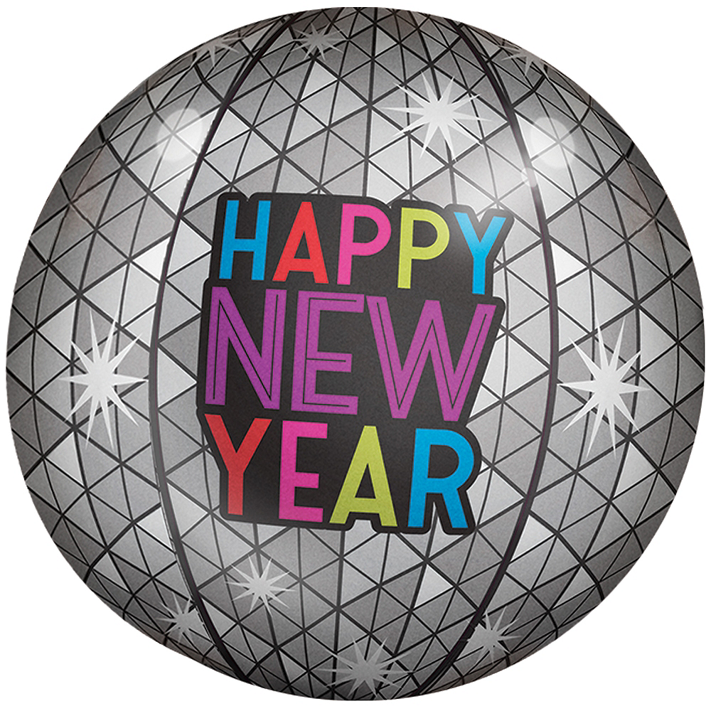 Inflatable New Year's Eve Ball Drop Prop Image #1