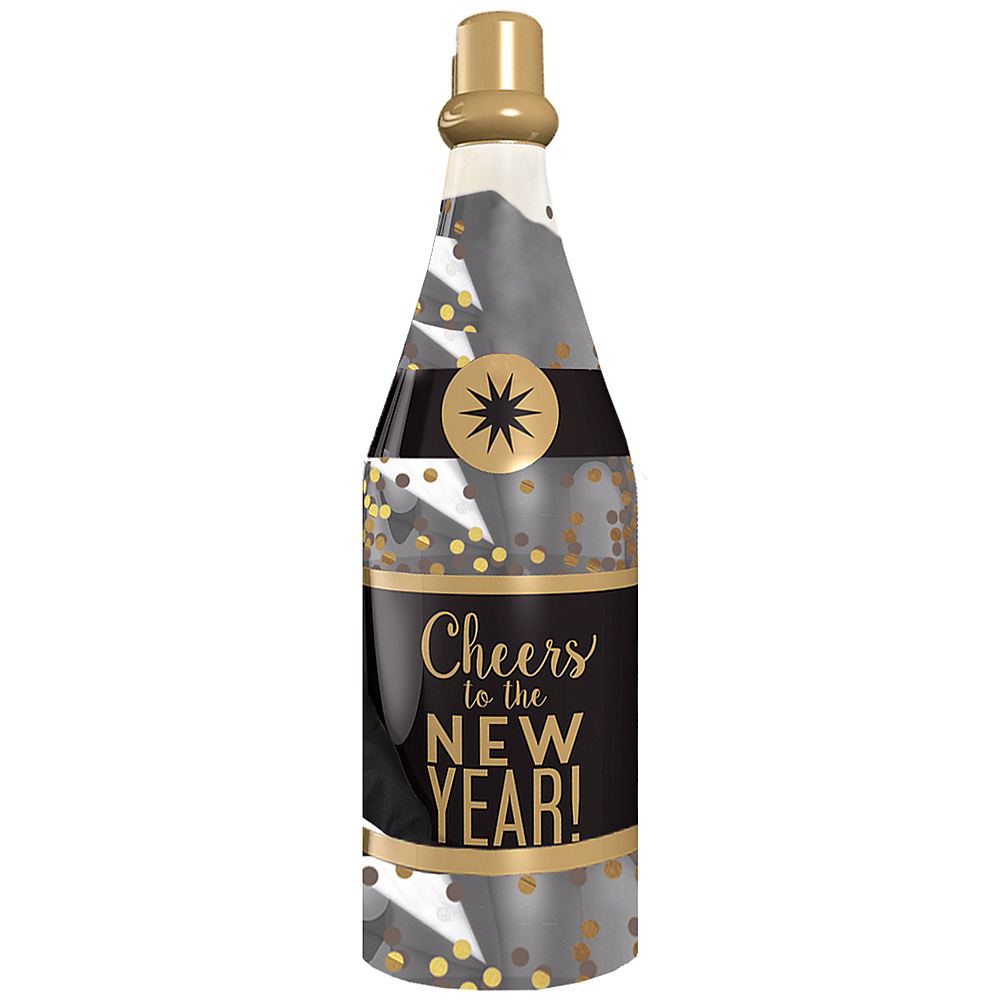 Inflatable Champagne Bottle Photo Prop Image #1