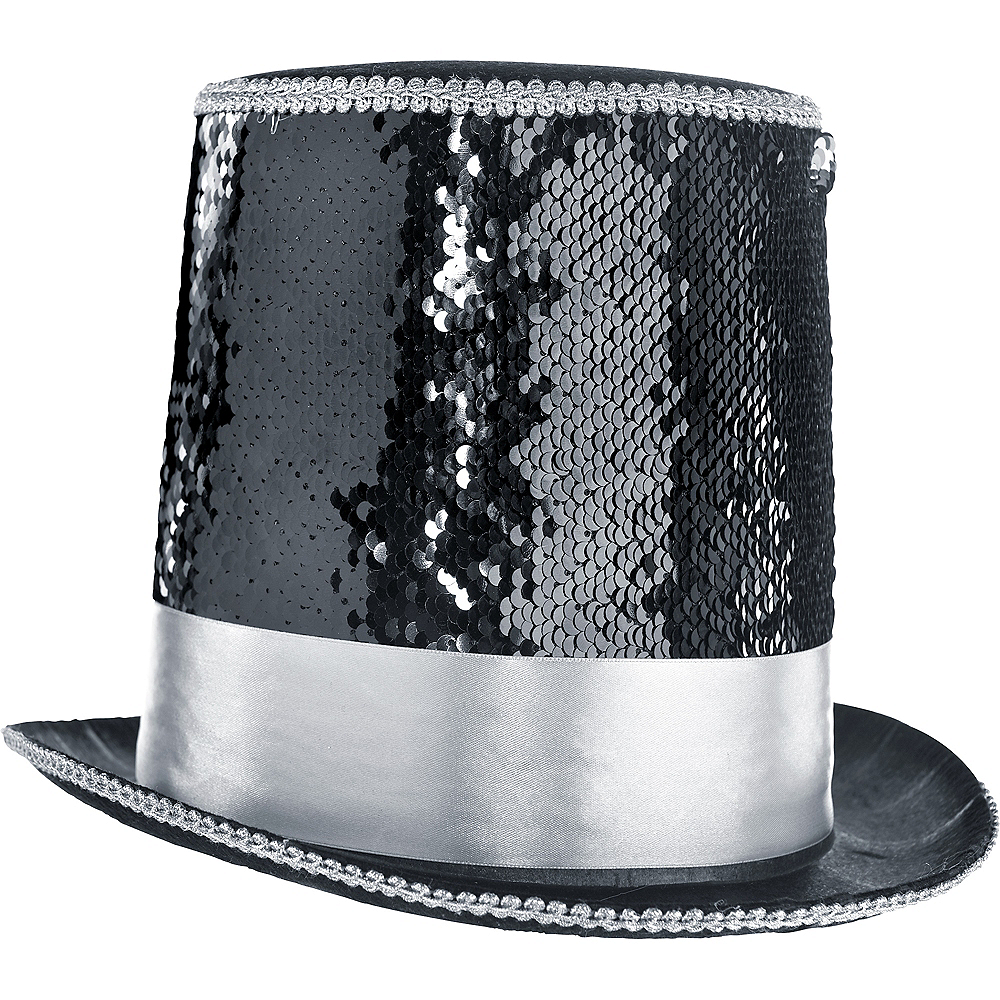 Nav Item for All Nighter Sequin Top Hat Image #1