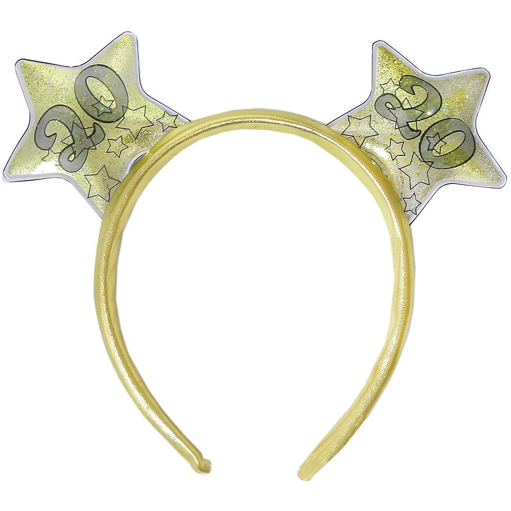 Glitter Star 2020 Headband Image #1