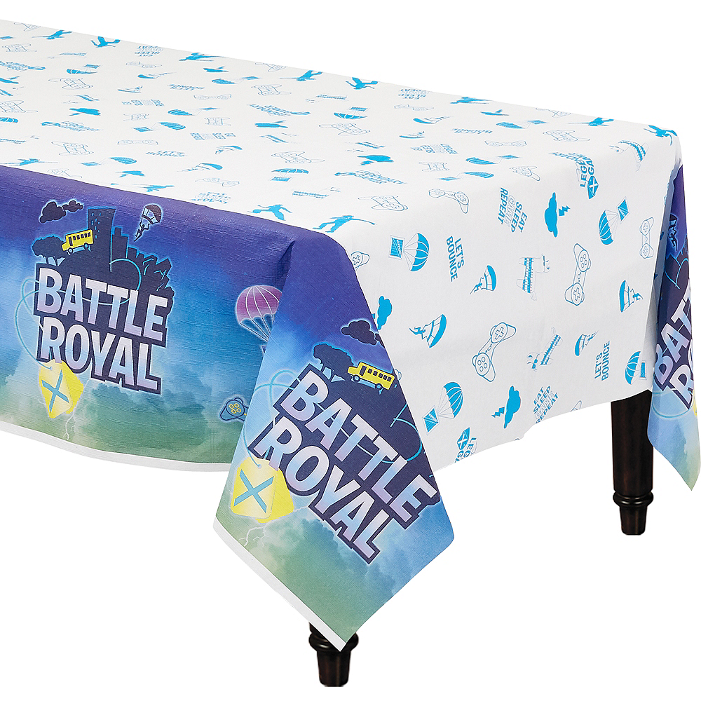 Battle Royal Paper Table Cover Image #1