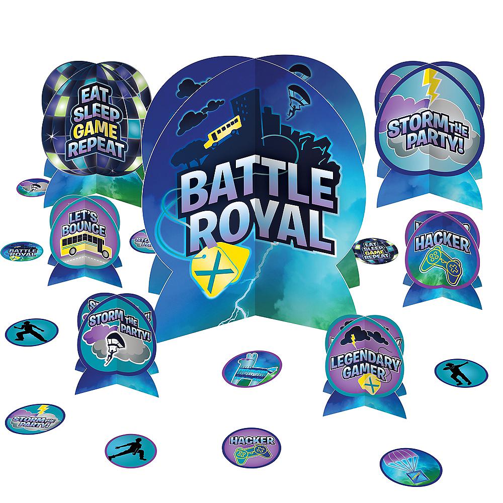 Battle Royal Table Decorating Kit 27pc Image #1