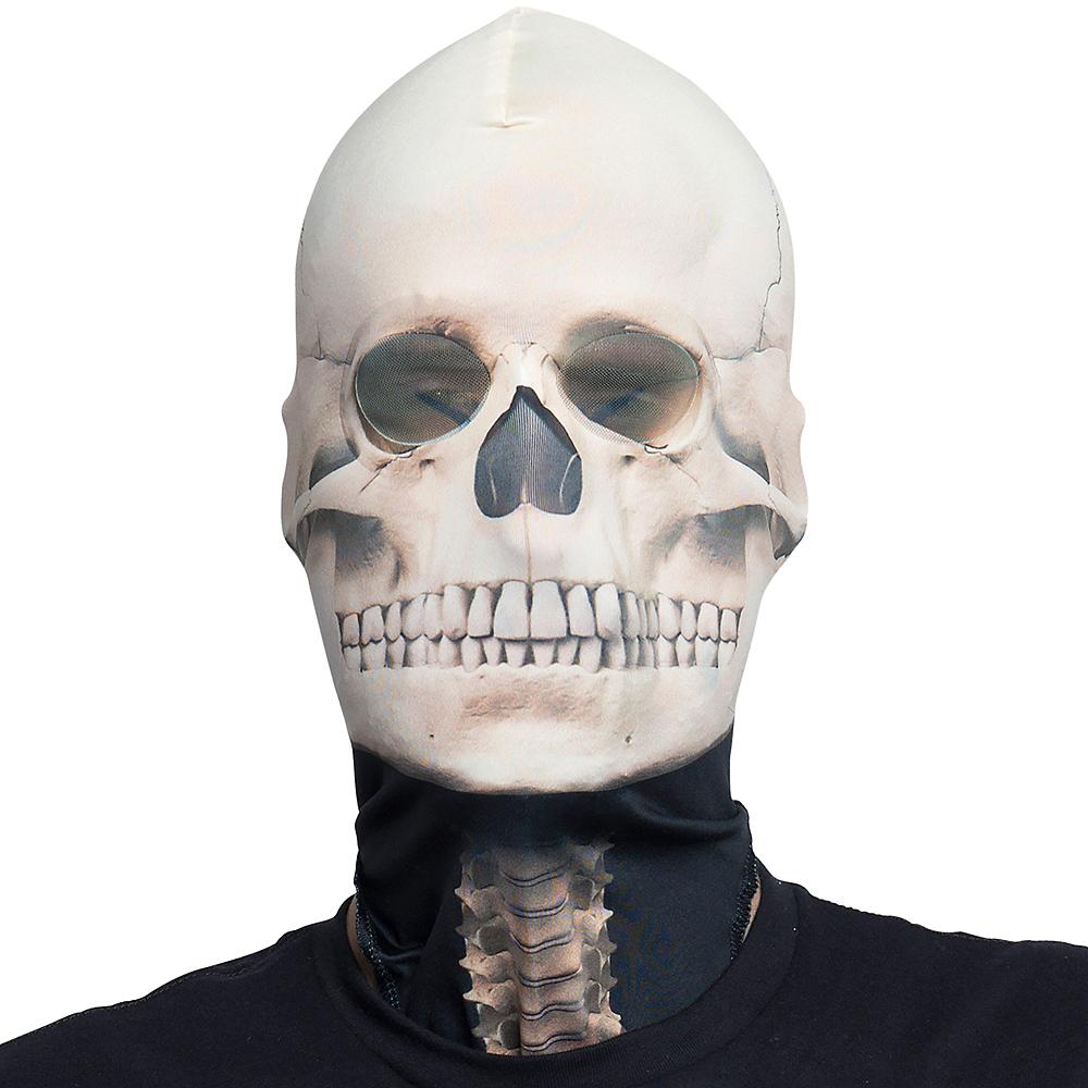 Skeleton Fabric Mask Image #1