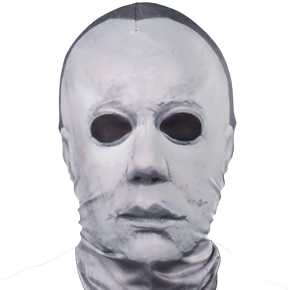 Michael Myers Mask Halloween 1.Michael Myers Fabric Mask Halloween