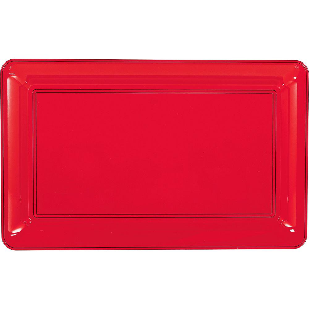 Red Serveware Kit Image #3