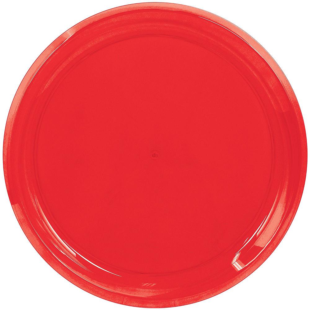 Red Serveware Kit Image #8