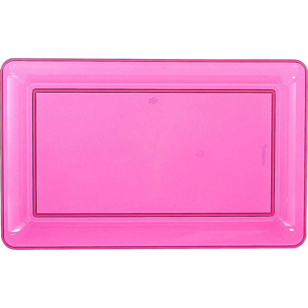 Bright Pink Serveware Kit Image #3