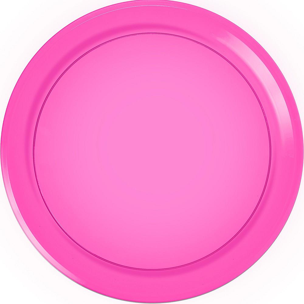 Bright Pink Serveware Kit Image #6