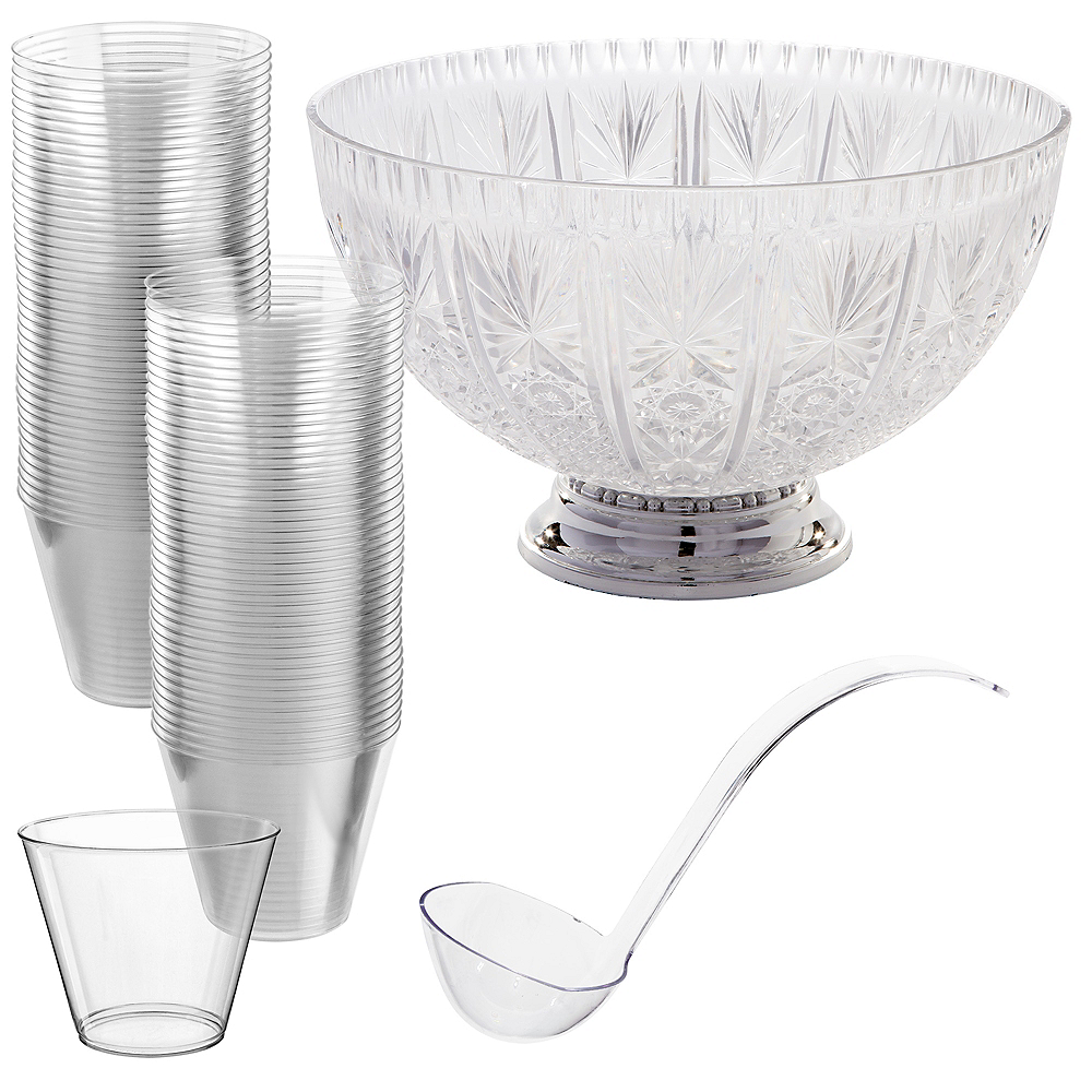 Clear Punch Bowl Kit Image #1