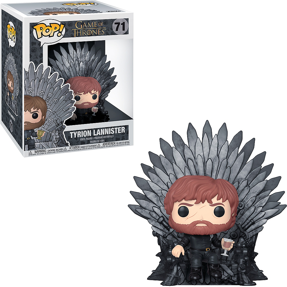Funko Pop! Deluxe Tyrion Lannister Figure - Game of Thrones Image #1