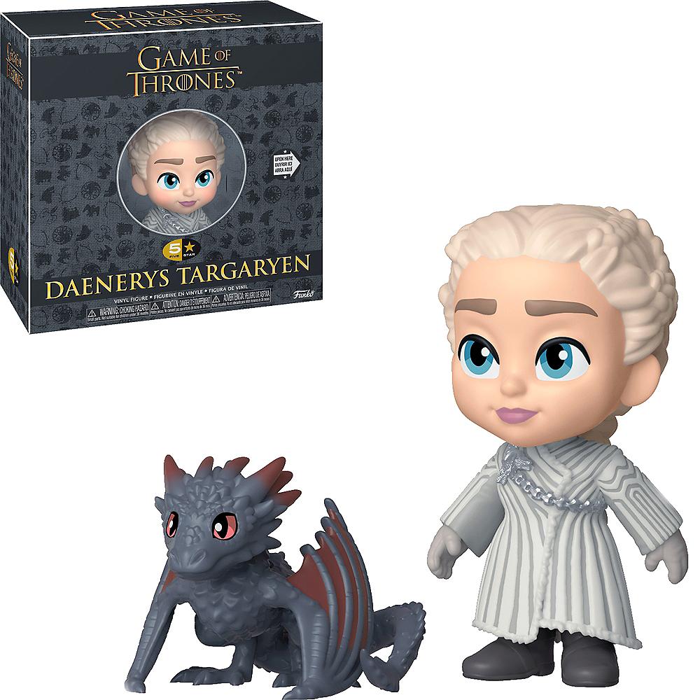 Funko 5 Star Daenerys Targaryen Figure - Game of Thrones Image #1