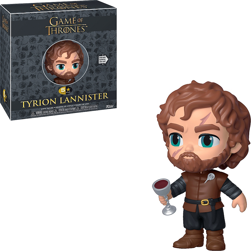 Funko 5 Star Tyrion Lannister Figure - Game of Thrones Image #1