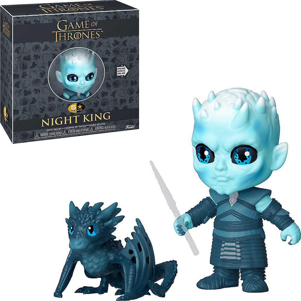 Funko 5 Star Night King Figure - Game of Thrones Image #1