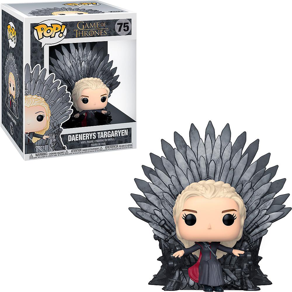 Funko Pop! Deluxe Daenerys Targaryen Figure - Game of Thrones Image #1