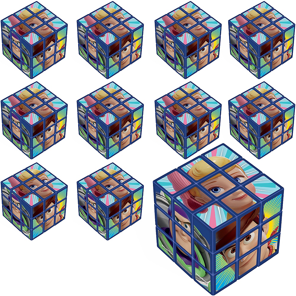Nav Item for Toy Story 4 Puzzle Cubes 24ct Image #1