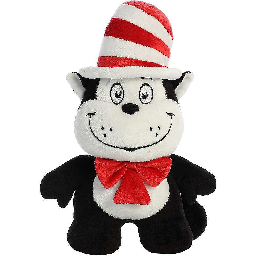 Cat in The Hat Plush - Dr. Seuss Image #1