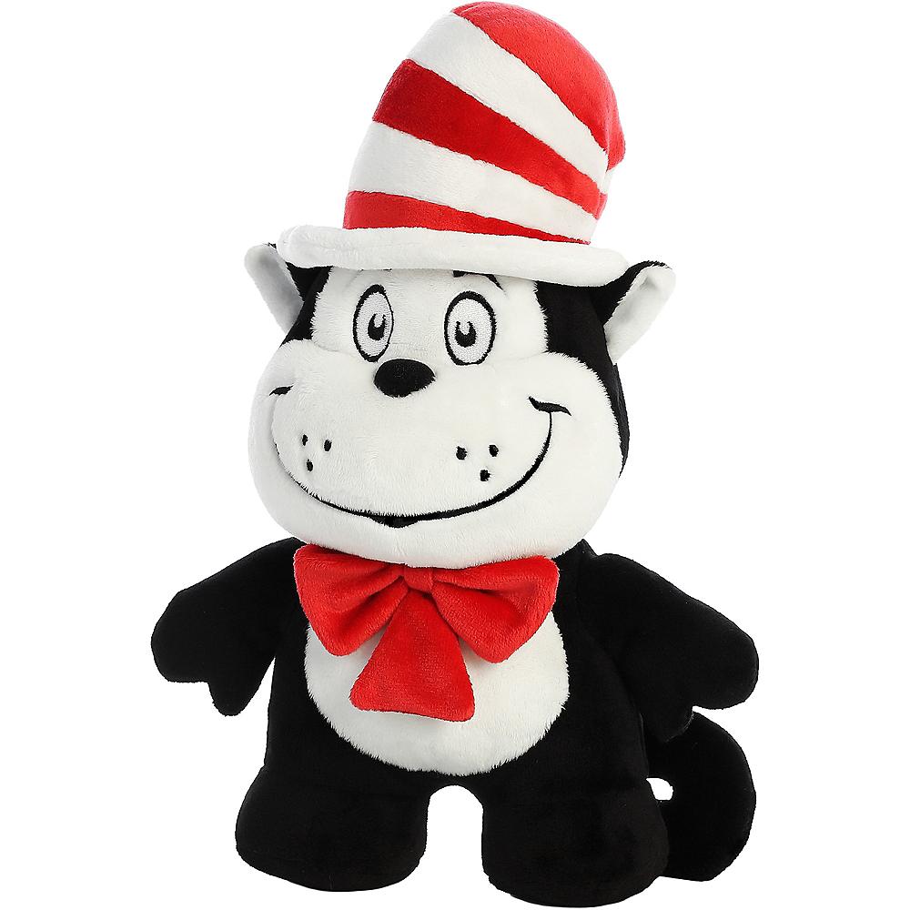 Cat in The Hat Plush - Dr. Seuss Image #2