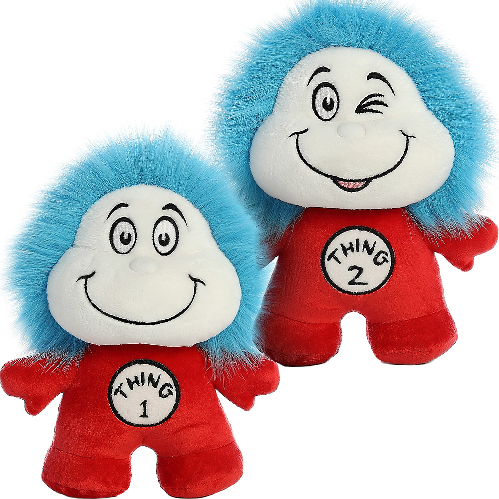 Thing 1 or 2 Plush Image #1
