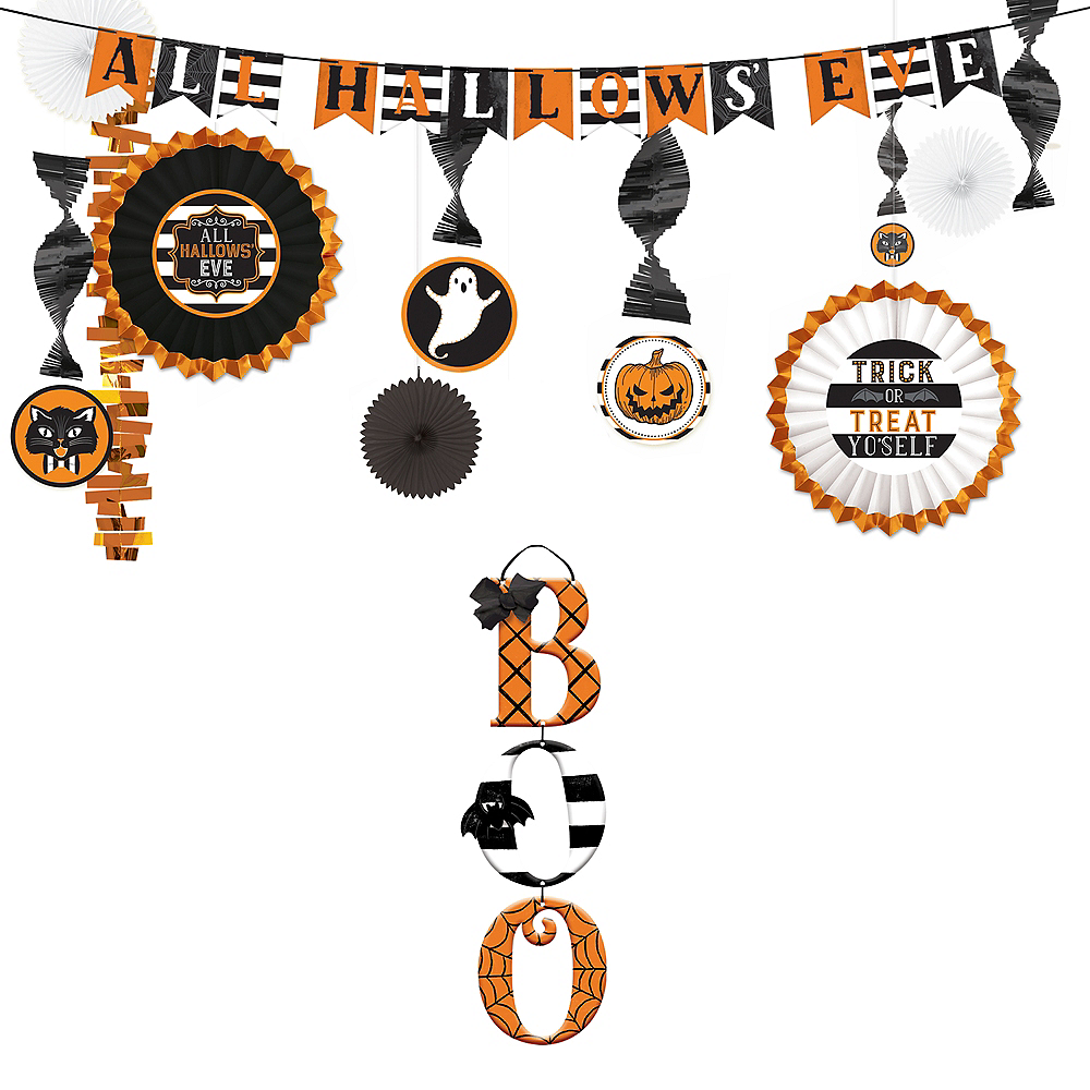 Nav Item for Hallows' Eve Decorating Kit Image #1