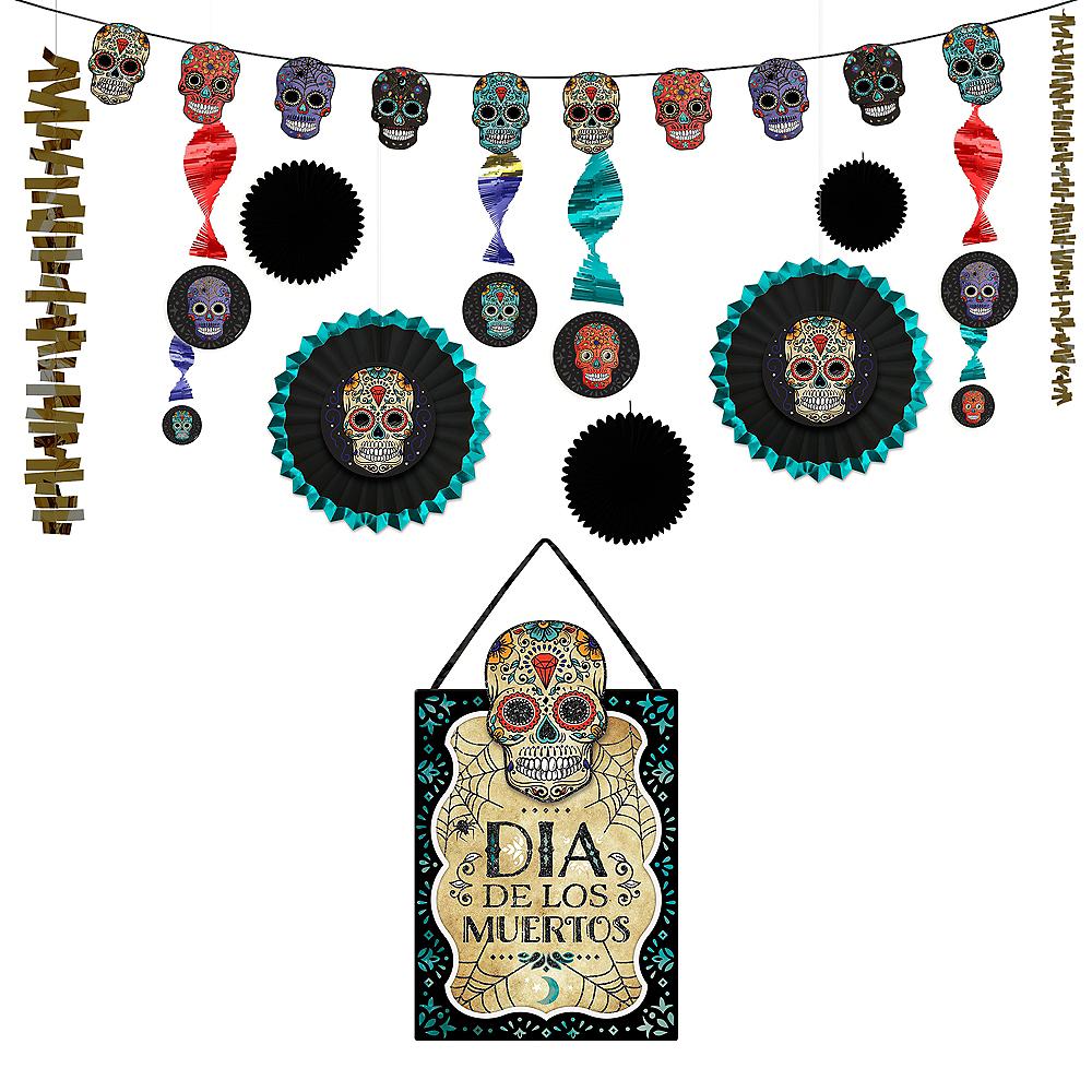 Sugar Skull Decorating Kit Image #1