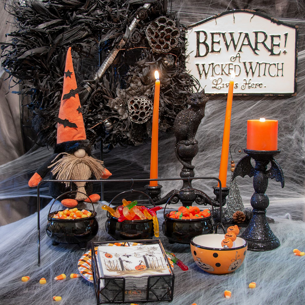 Halloween Serveware Kit Image #3