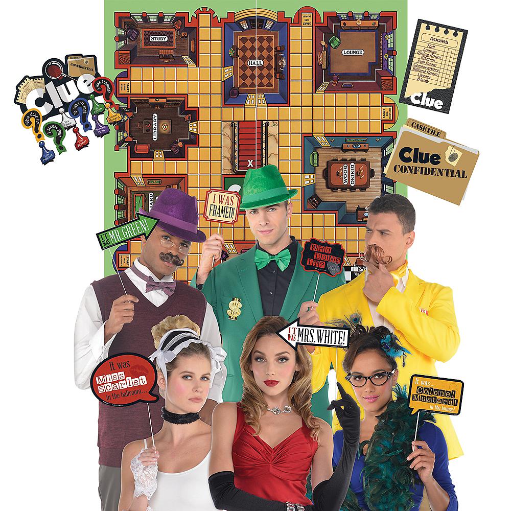 Clue Decorating Kit Image #1
