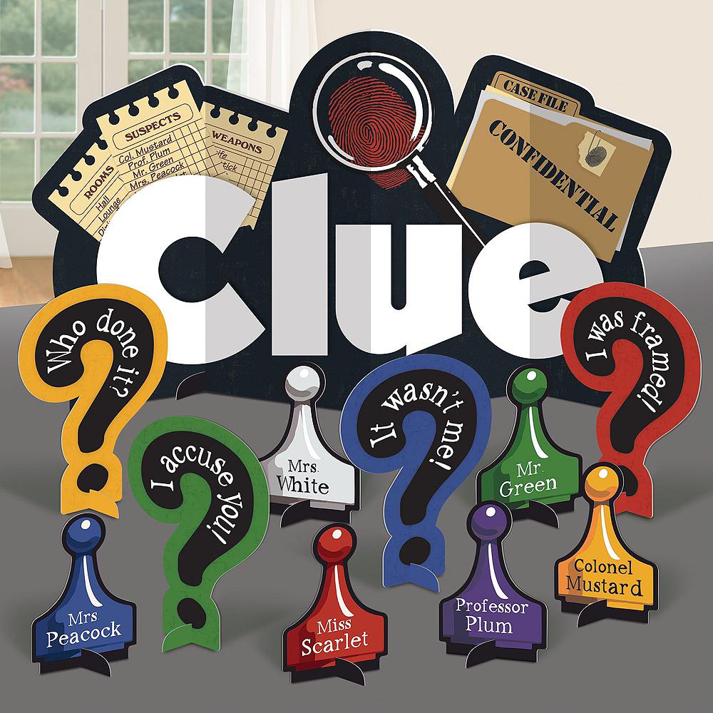Clue Decorating Kit Image #2
