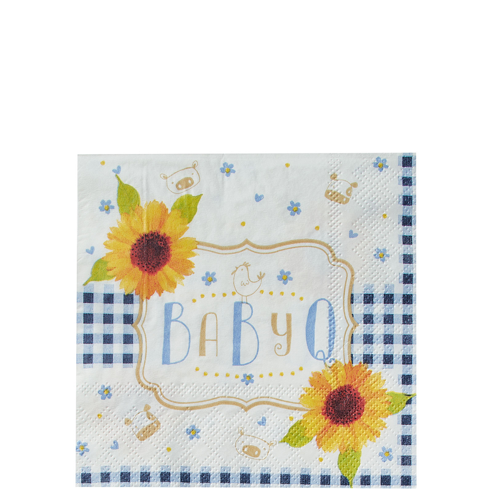 Baby Q Baby Shower Party Kit for 32 Guests Image #4