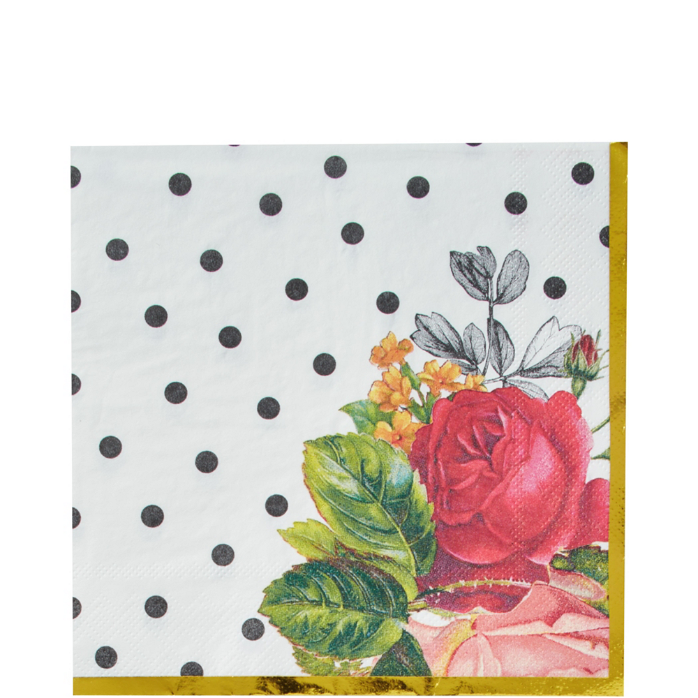 Ultimate Pop Blush Rose Bridal Shower Party Kit for 32 Guests Image #5