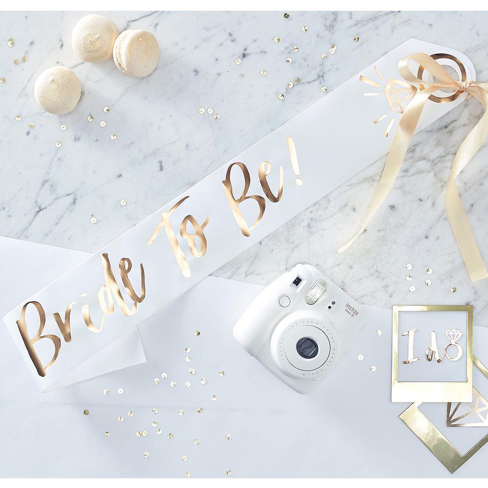 Ultimate Pop Blush Rose Bridal Shower Party Kit for 32 Guests Image #10