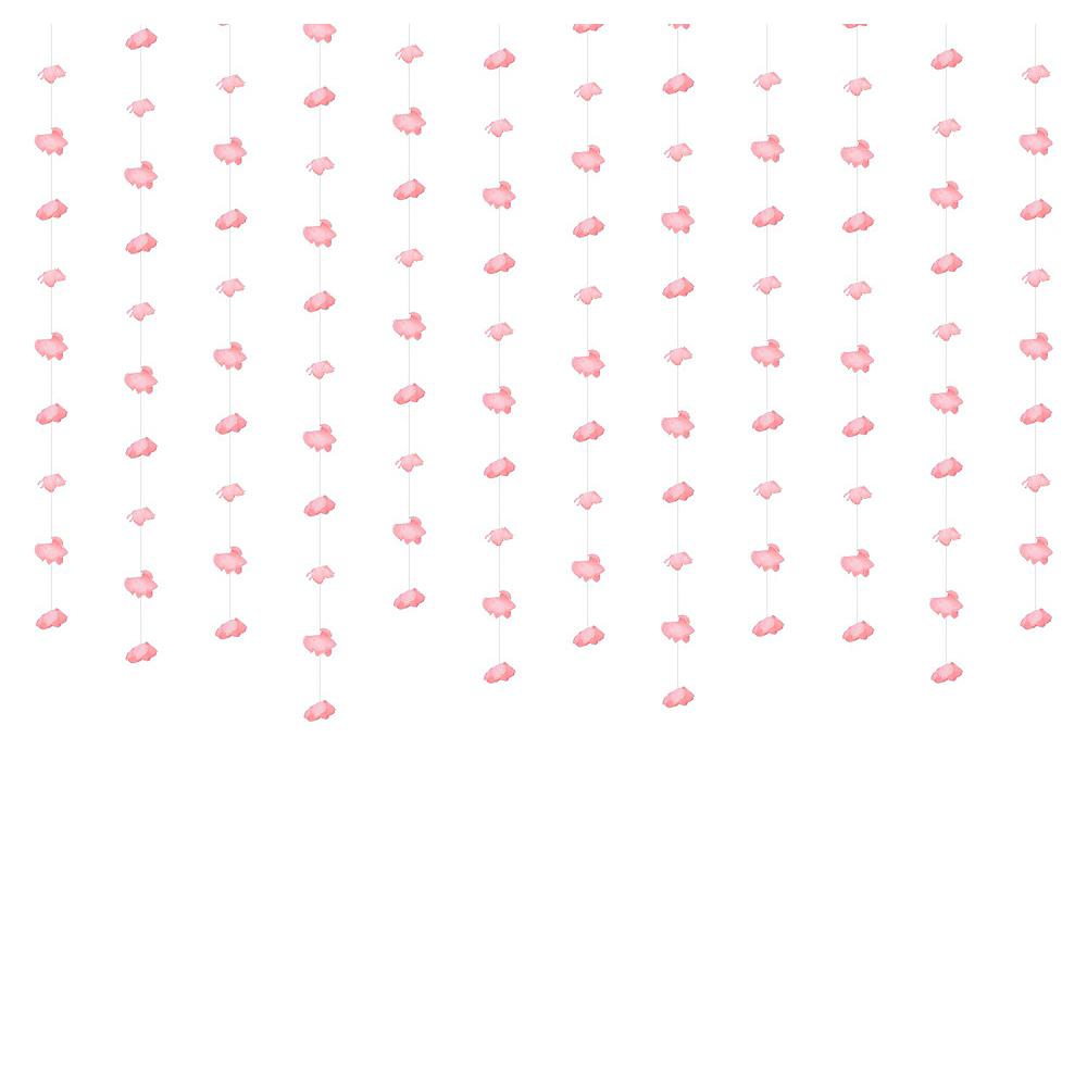 Ultimate Pop Blush Rose Bridal Shower Party Kit for 32 Guests Image #11