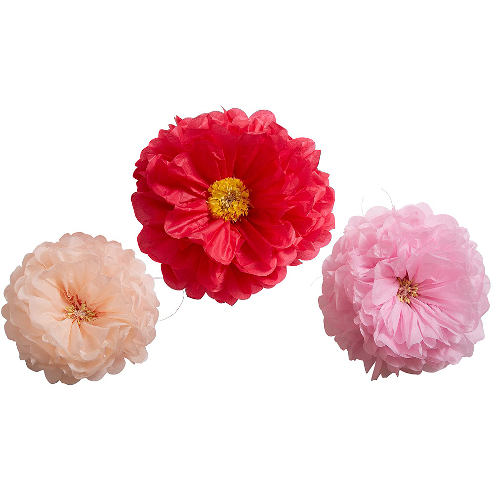Floral Bridal Shower Decorating Kit Image #2