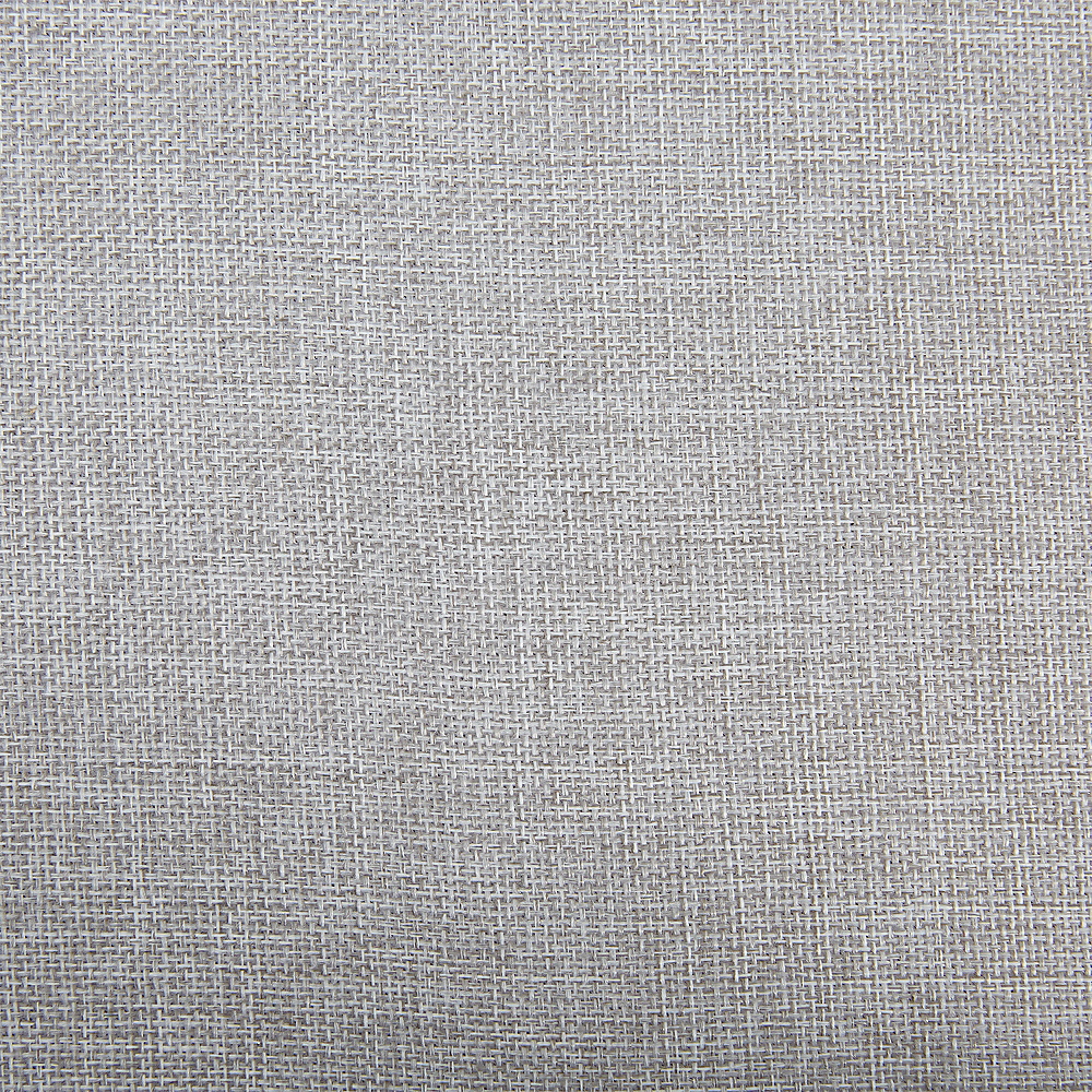 Silver Heathered Fabric Round Tablecloth Image #2
