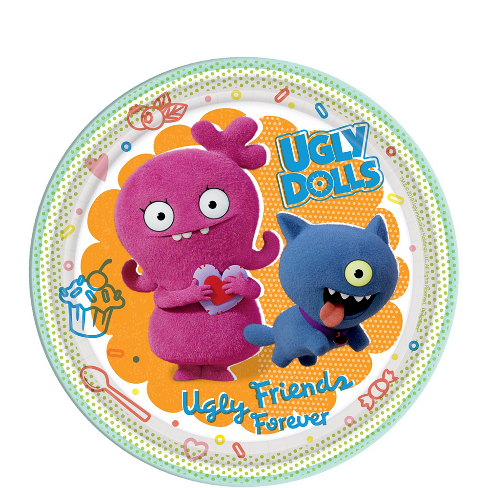 UglyDolls Party Kit for 16 Guests Image #2