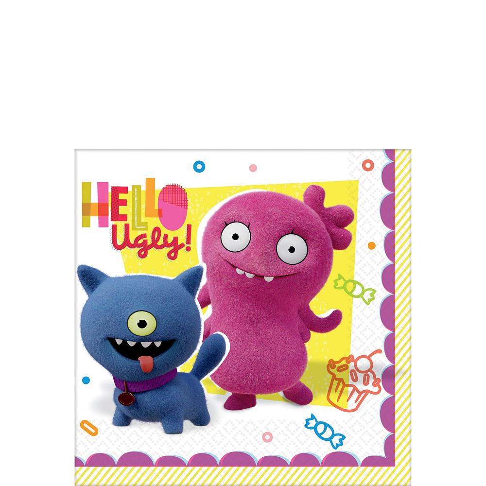 UglyDolls Party Kit for 16 Guests Image #4