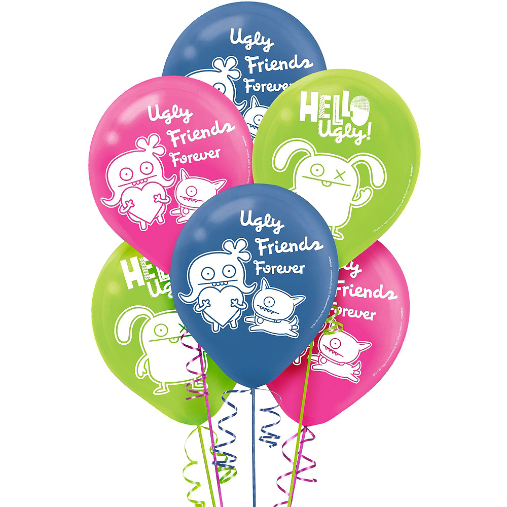 UglyDolls Party Kit for 16 Guests Image #12