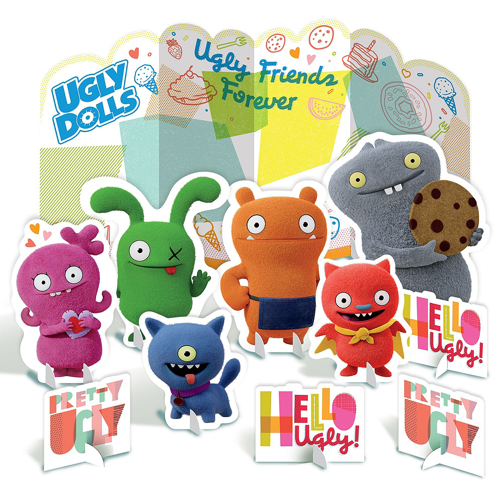 UglyDolls Party Kit for 16 Guests Image #16