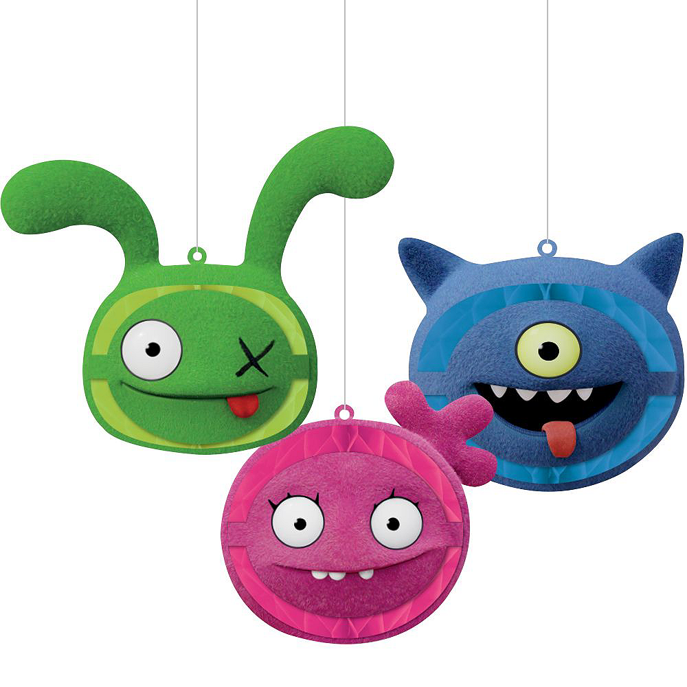 UglyDolls Party Kit for 16 Guests Image #17