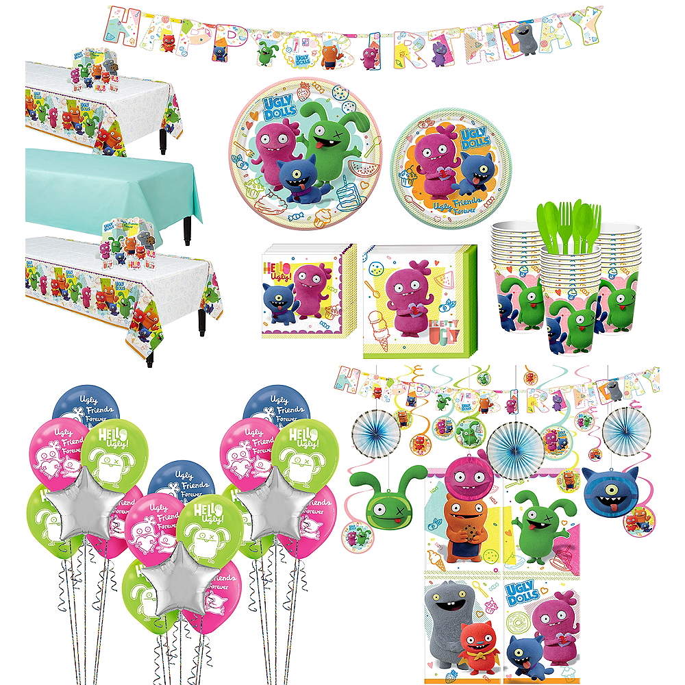 UglyDolls Party Kit for 24 Guests Image #1