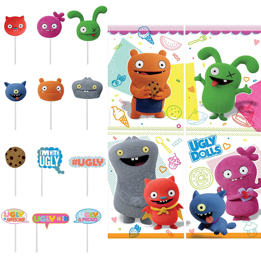 UglyDolls Party Kit for 24 Guests Image #16