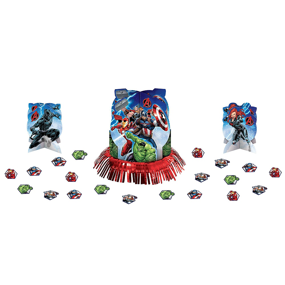 Avengers: Endgame Tableware Kit for 8 Guests Image #7