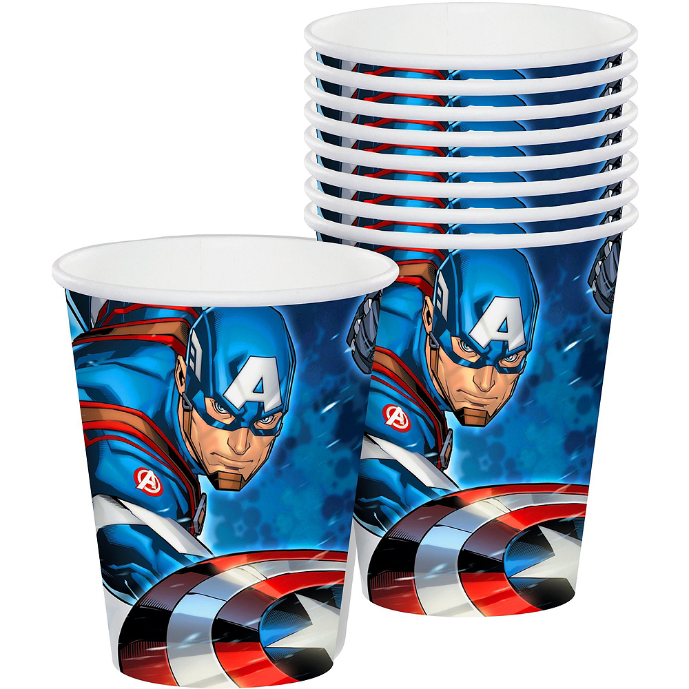 Nav Item for Avengers: Endgame Tableware Kit for 8 Guests Image #10