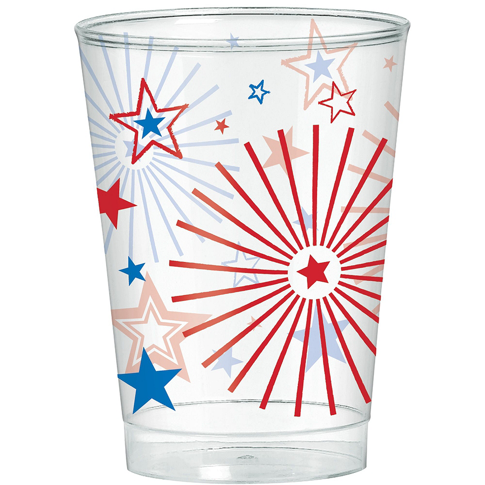 Happy 4th of July Tableware Kit 18 Guests Image #6