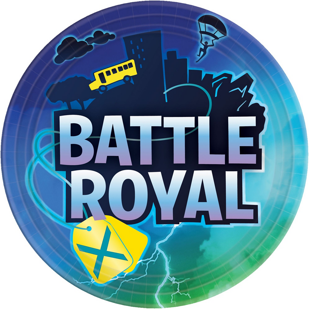 Battle Royal Tableware Kit for 8 Guests Image #2