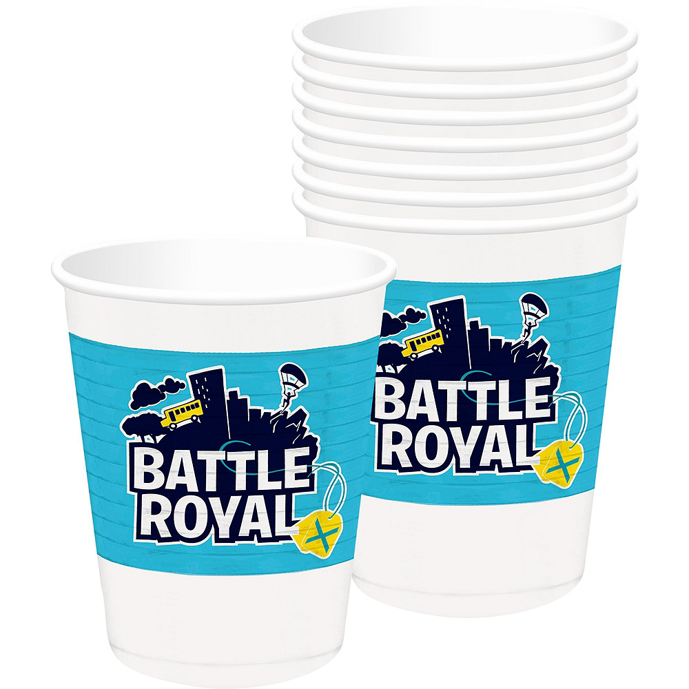 Battle Royal Tableware Kit for 8 Guests Image #4