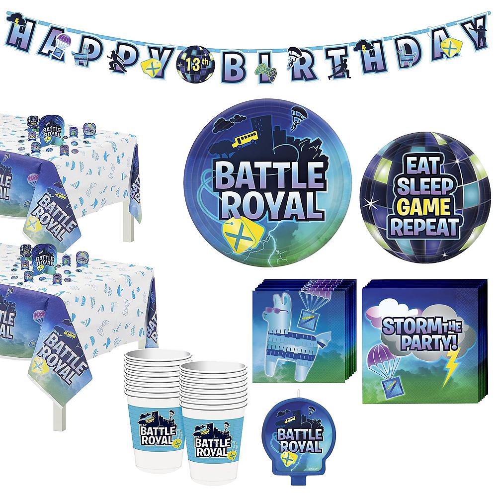 Battle Royal Tableware Kit for 16 Guests Image #1