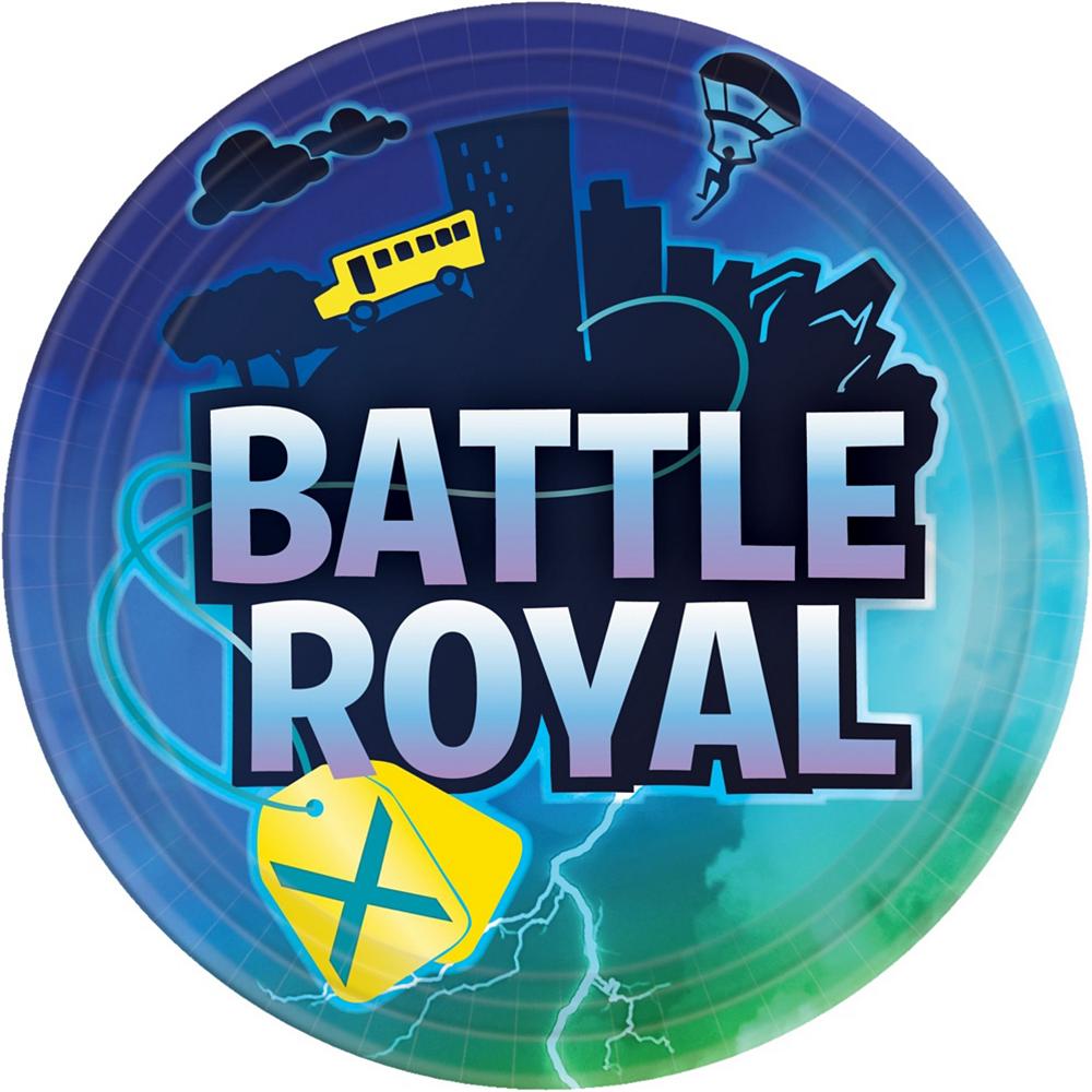 Battle Royal Tableware Kit for 16 Guests Image #3