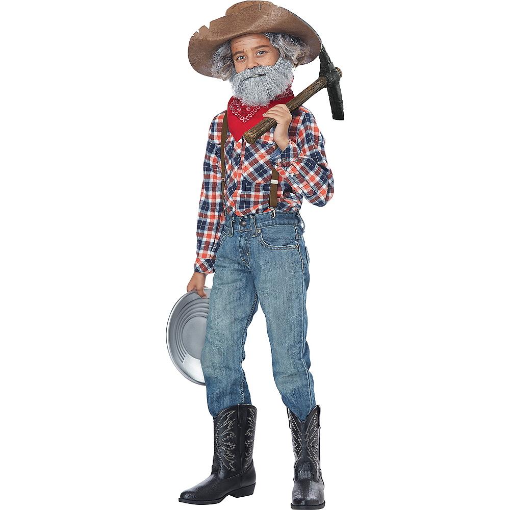 Child Prospector Costume Accessories Image #1