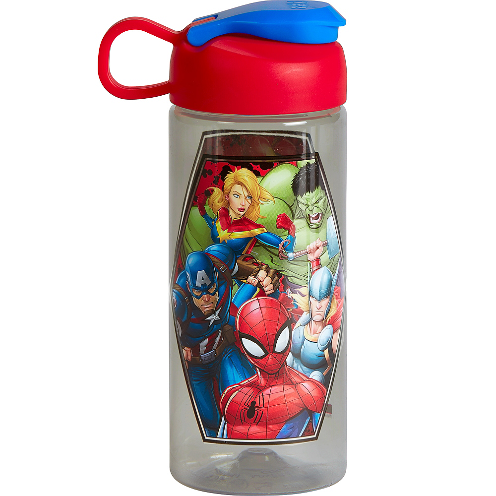 Zak Designs Avengers Bottle 16.5oz Image #1